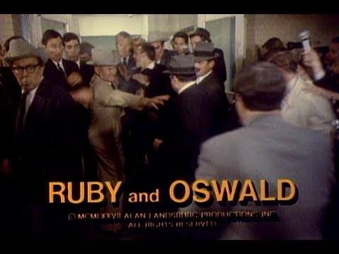 """""""RUBY AND OSWALD"""" (1978)"""