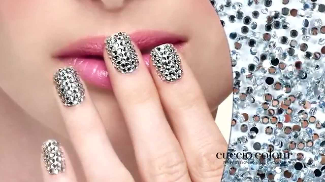 Cuccio Colour Advanced Nail Art Tutorial Youtube