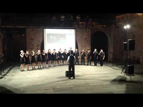 Coro Voxes al Castello di Fossano - II FFM A Cappella Day