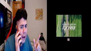 (REACCIÓN) Beny Jr X El Patron 970 - Por fama #970 X #MDLR (prod by frosty)