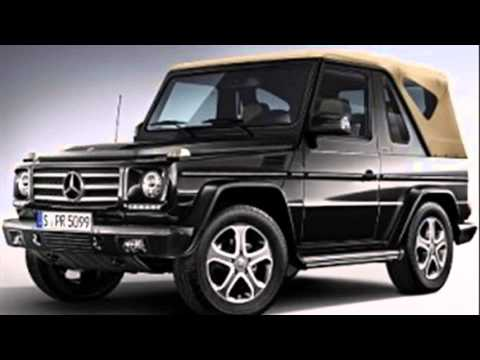 Mercedes benz g class cabriolet final edition youtube for Mercedes benz g class cabriolet