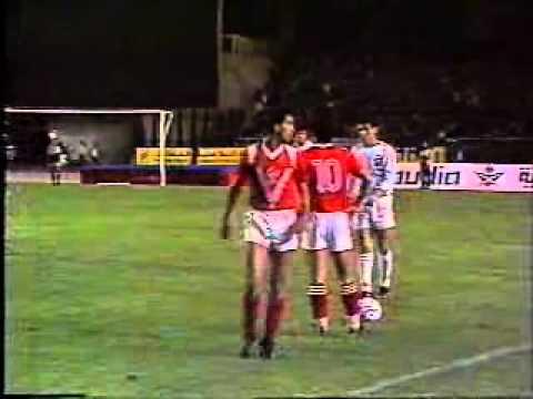 Merzak Dahmani (son big match face au MCA 1988)