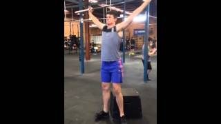 6 ft 8 Guy Learning to Squat