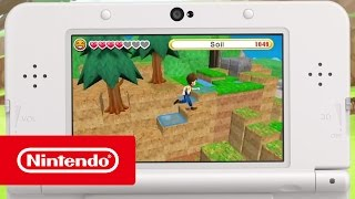 Harvest Moon: Skytree Village - Trailer (Nintendo 3DS)