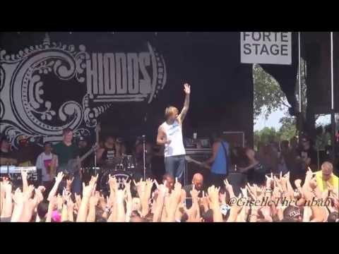 Chiodos - Thermacare (Live at Warped Tour)