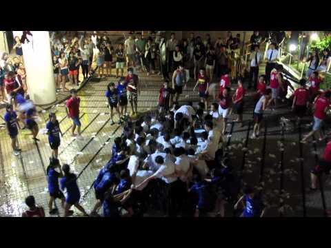 HKU Ricci Hall - Gong Fight 2014