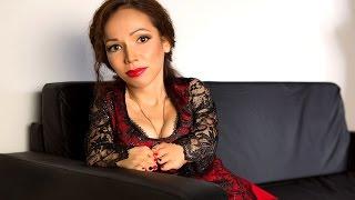 petite fashion model Таша Маяковская