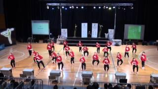 DP HIPHOP 2014 - LET'S GO KIDS (formacija otroci PSNM) - 2. mesto