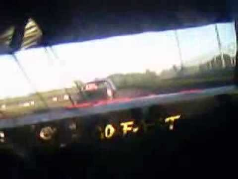mineral city speedway hornet in car camera 07/28/2013
