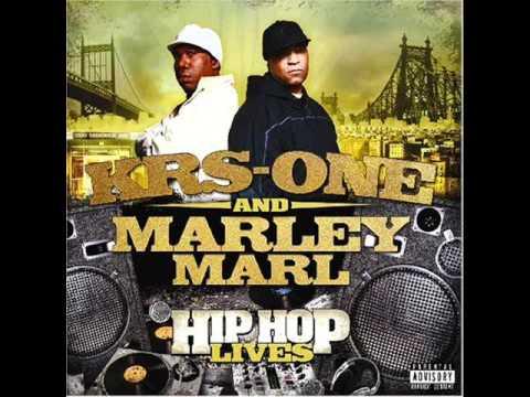 KRS-One & Marley Marl - Hip-Hop Lives (Instrumental)