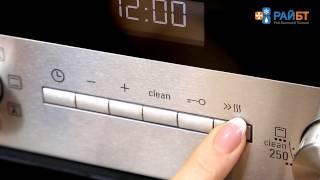 Духовой шкаф Siemens HB 43GS540(Электрический духовой шкаф выполнен в строгом стиле с электронным управлением. 7 режимов нагрева, максимал..., 2014-12-02T09:02:03.000Z)