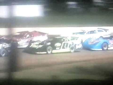 Bedford Speedway 9-2-16 SLM Heat 3 LDC