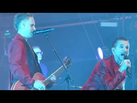 Depeche Mode - Going Backwards - Berlin 22.06.2017 - Global Spirit Tour (HD)
