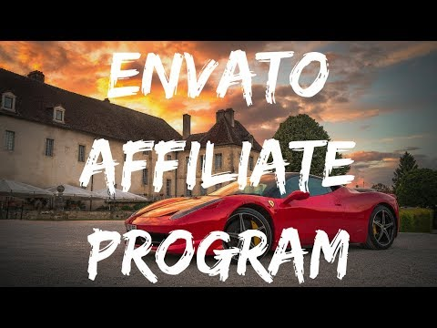 ENVATO AFFILIATE PROGRAM REVIEW 💸 $3,000,000 PAID YEARLY
