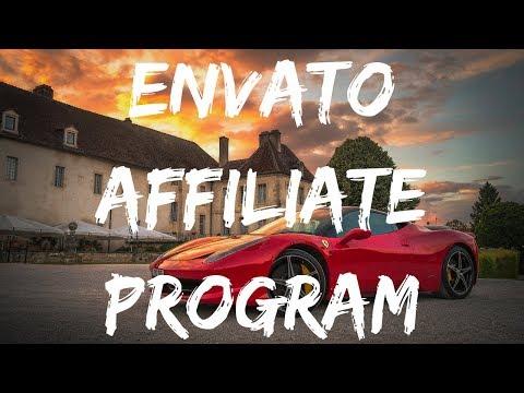 Envato Affiliate Program Review