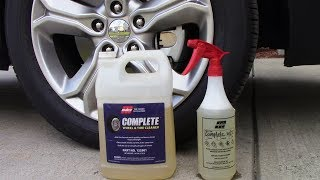 Malco Complete Wheel and Tire Cleaner Review