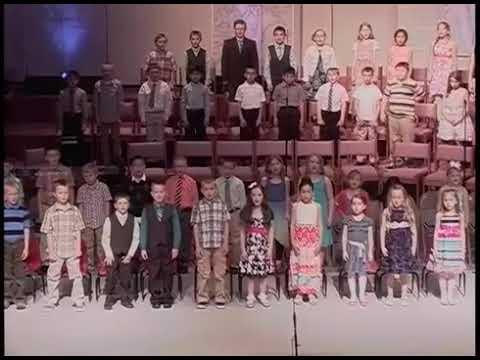 Wooster Christian School Hallelujah Chorus!