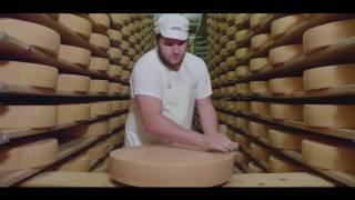 Fabrication du Gruyère AOP