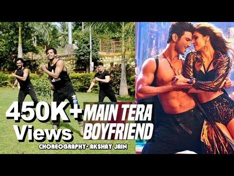 Main Tera Boyfriend   Arijit Singh   Neha Kakkar   Zumba Dance Routine   Dil Groove Mare