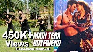 Main Tera Boyfriend | Arijit Singh | Neha Kakkar | Zumba Dance Routine | Dil Groove Mare