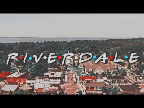 Riverdale Intro | Friends Style