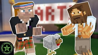 Let's Play Minecraft - Episode 216 - Triathlon