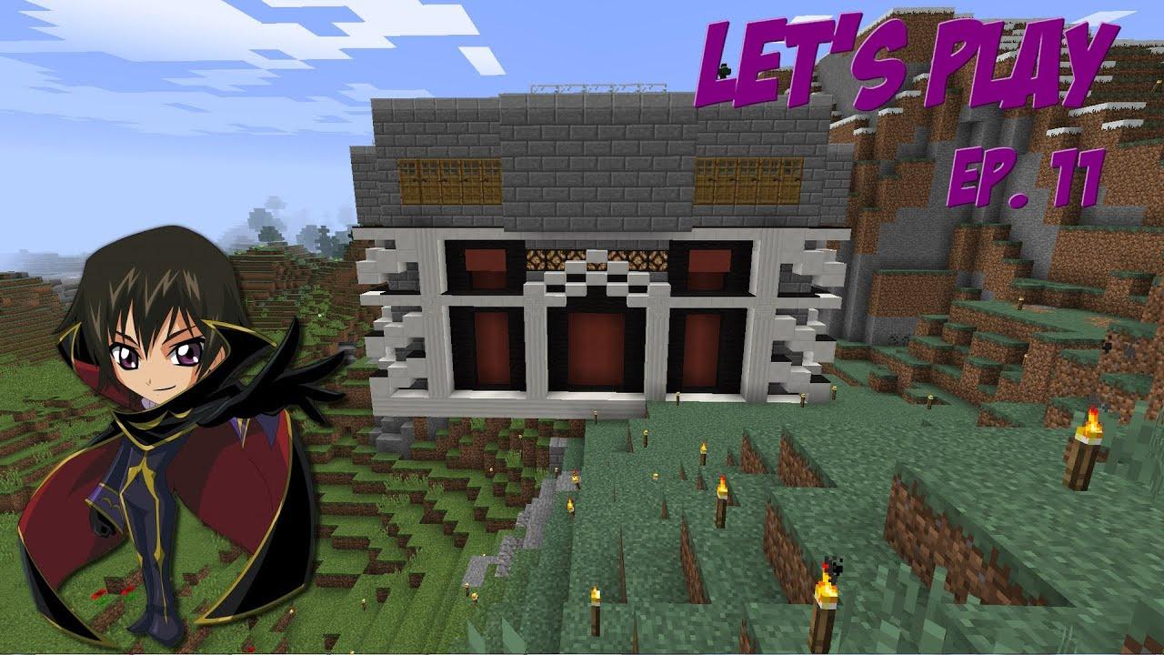Minecraft vanilla episode 11 ferme a golem de fer - Minecraft golem de fer ...