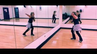 """Zumba with Arielle - """"Perm"""" by Bruno Mars"""