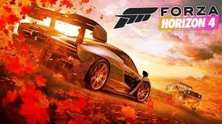 forza horizon 4 racing with the chronie gamer - truck racing too