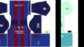 dream league soccer barcelona kit url
