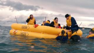 Sea Survival NZ - Personal Experience