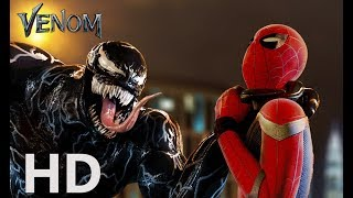Venom Vs Spider Man   Epic Fight Scene (2018)   Tom Hardy Vs Tom Holland