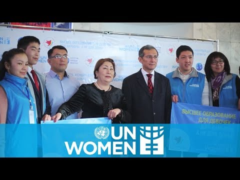 National Forum of Women in Kyrgyzstan celebrates 90th anniversary of the women's movement