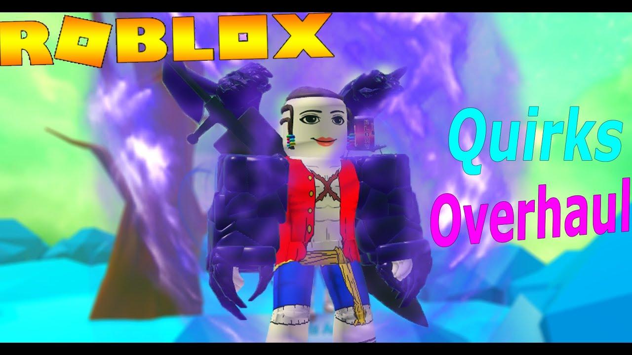 Roblox - Bác Tô Nhận Dược Quirks Overhaul Hiếm Nhất Game | | Anime Fighting Simulator