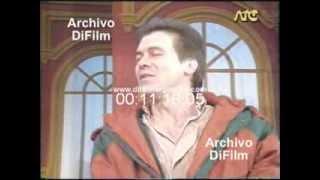 DiFilm - Miguel Ángel Solá con Antonio Gasalla (1992)