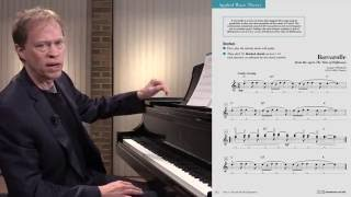 Unit 11: Music Theory (Barcarolle)