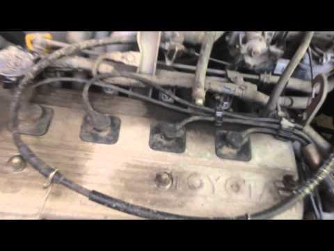 4E-FE временами троит на холостых, провалы при резком нажатии на газ с холостых