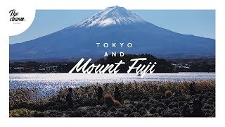 Trip to JAPAN | Tokyo & Mt Fuji in 5days + Travel Itinerary (RX100 V)