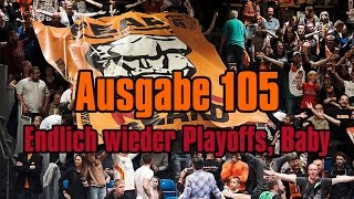NINERS360 Ausgabe 105 - Endlich wieder Playoffs, Baby | Runde 1 - SC Jena vs. NINERS Chemnitz - 3:0