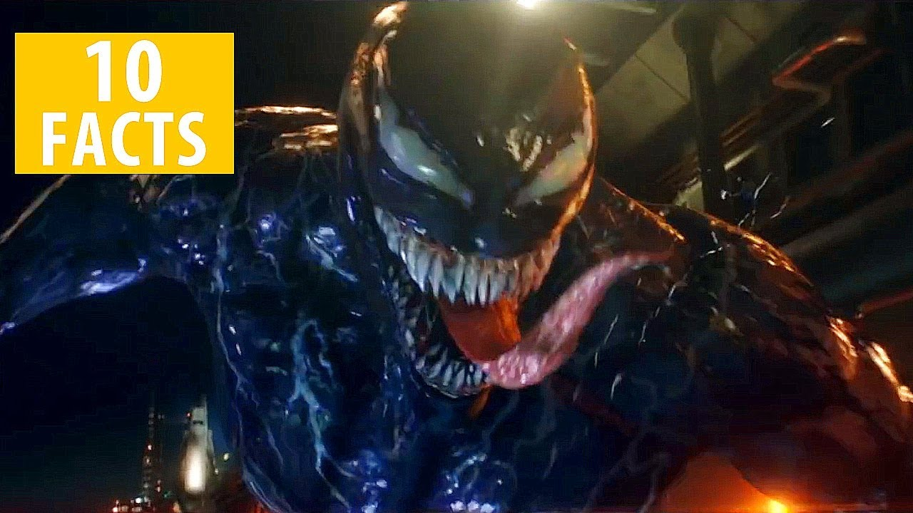 Download Top 10 Shocking Facts You Didn't Know About Venom