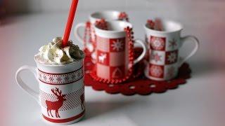 Простой алкогольный рождественский коктейль || Лумумба || Lumumba || Молочный коктейль || Напиток