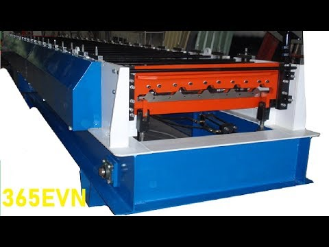 Applications PLC - HMI | Roofing Roll Forming Machine | 365EVNиз YouTube · Длительность: 3 мин50 с