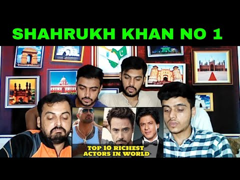 pakistani-reaction-on-|-20-richest-actors-in-the-world-2019-with-net-worth-latest-updates