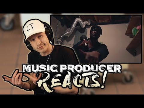 Music Producer Reacts to SCRU FACE JEAN - DAX DISS (I'm Not