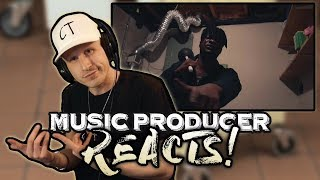 Music Producer Reacts to SCRU FACE JEAN - DAX DISS (I'm Not Dax, Joyner Or Don Q)