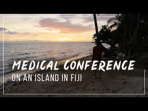 Southern Hemiphere Medical Camp/ Conference | Malolo Island, Fiji | Vlog 2017