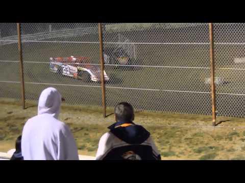 Lucas Dobbs A Mod Feature Pt. 1 Nevada Speedway 9/13/14