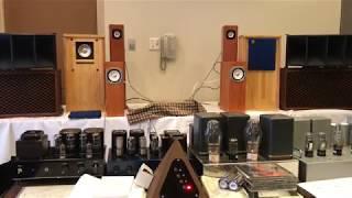 説明 アンプは、オール直熱型真空管構成 出力管はその昔並四ラジオで使...