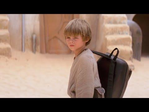 Anakin Skywalker- 7 Years