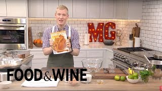 How to Make Burnt Caramel Flan, the Cover of Our March Issue! | Mad Genius Live | Food & Wine
